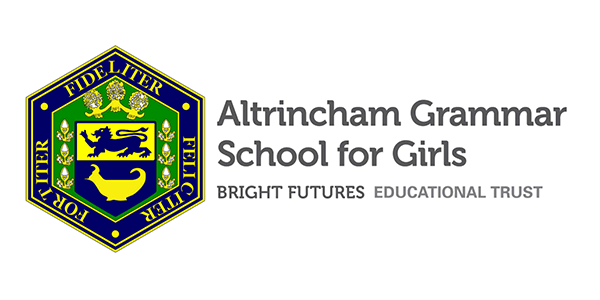 altrincham grammer school logo