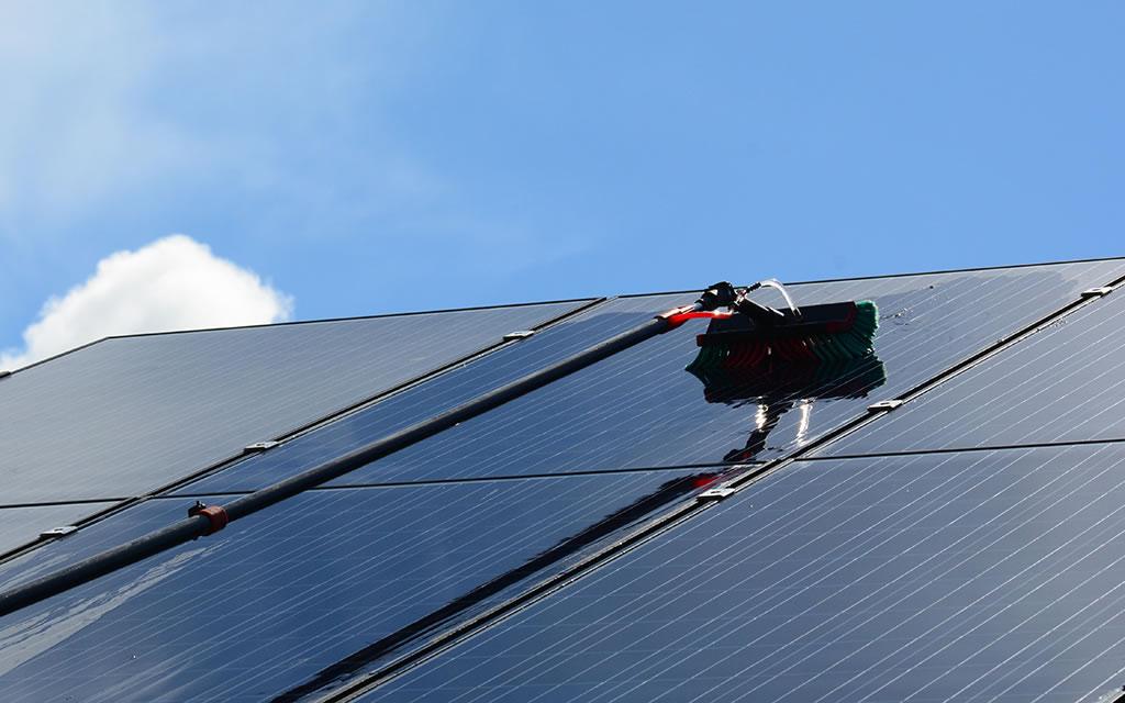specialist solar panel brushes