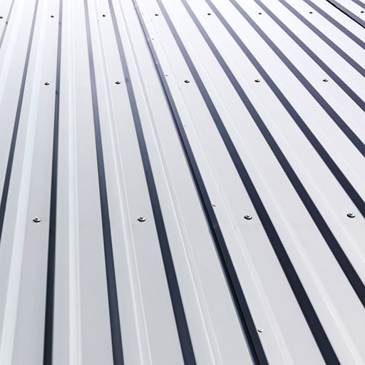 steel roof cladding cleaning