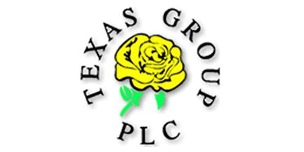 texas group plc logo