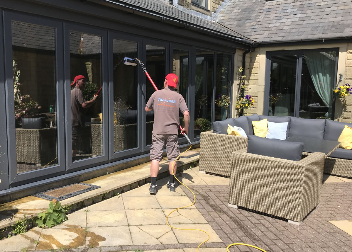 home window cleaning manchester